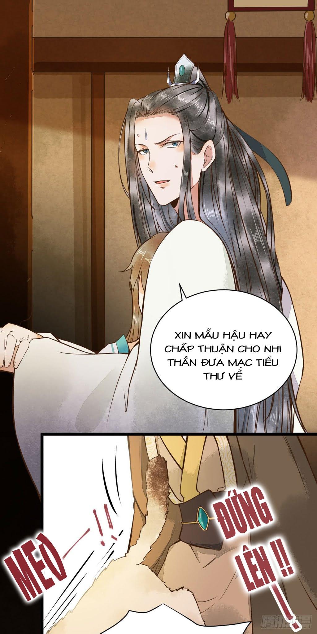 Sát Thủ Vương Phi Không Dễ Chọc Chapter 12 - Trang 8