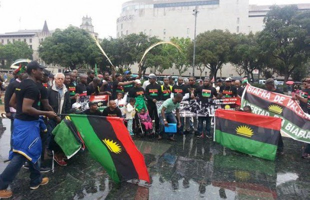 'Forget Your Plan To Block Abuja Roads'- Police Warns Biafra Agitators