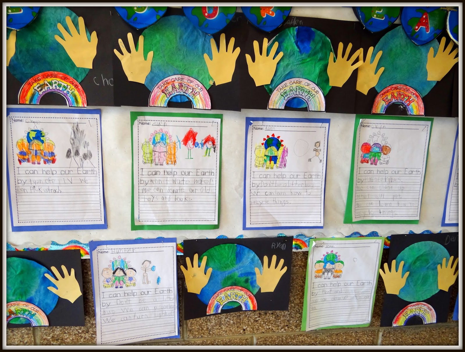 Patties Classroom Earth Day Activities