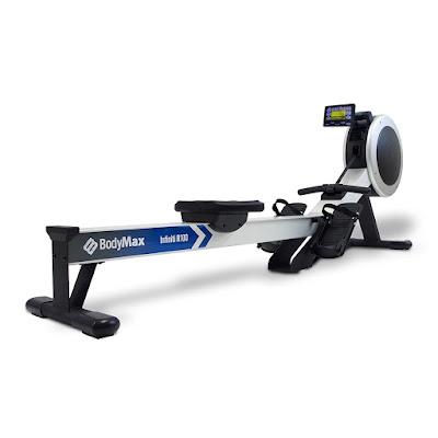 Rameur magnétique Bodymax R100 Infiniti