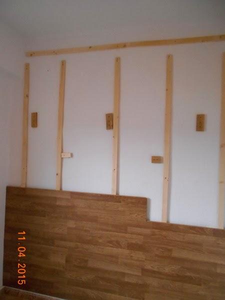 Como colocar piso laminado na parede diy decora o e for Pisos decorativos 3d