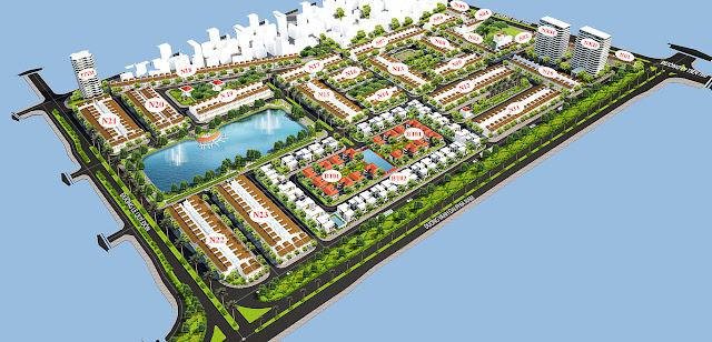 Thiết kế khu đô thị Nam Thái Bình