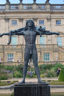 Orpheus at Harewood House