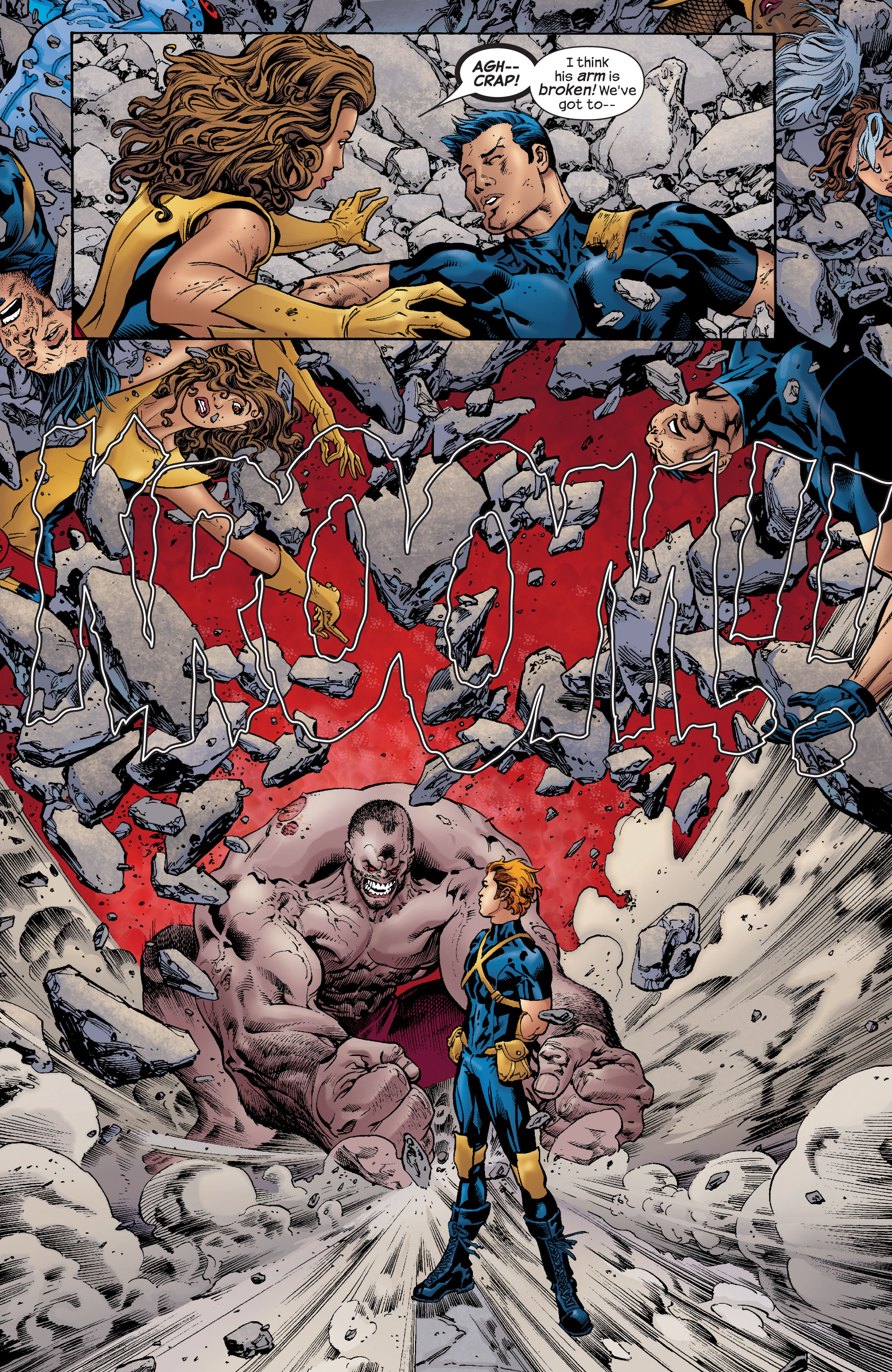 Read online Ultimate X-Men comic -  Issue #72 - 14