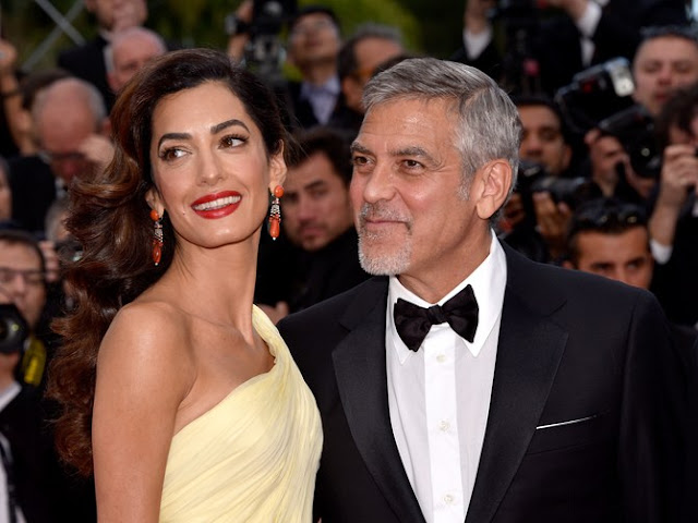 newgersy/George and Amal Clooney Waited Six Months to Decorate Their Twins' Nursery
