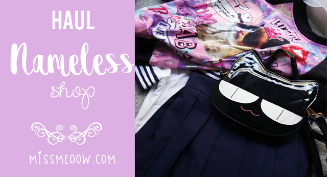 Haul: Nameless Shop.