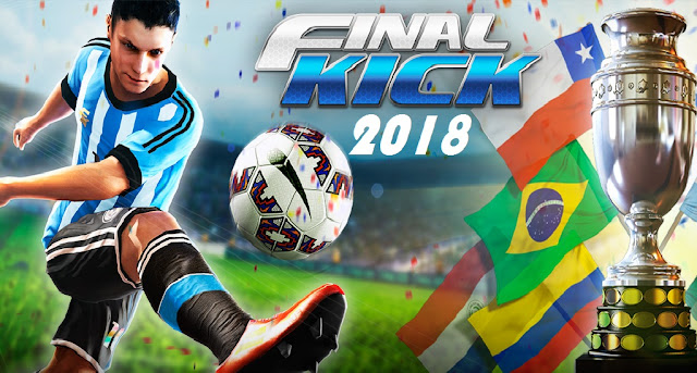Download Final kick 2018 Mod Apk Data For Android