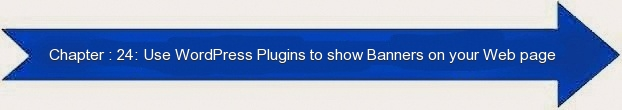 Next: Use WordPress Plugins to Show Banners