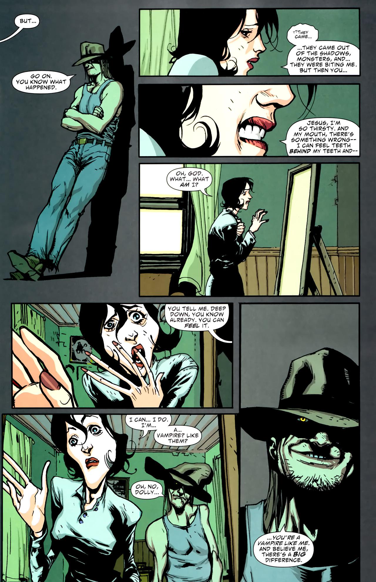 Read online American Vampire comic -  Issue #2 - 11