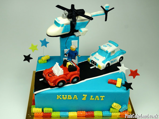 best lego cakes london