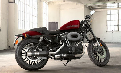 2016 Harley Davidson Roadster XL1200CX musculer look Hd Pictures