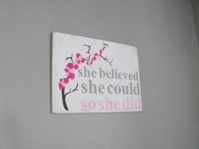 Susie Harris: She Believed