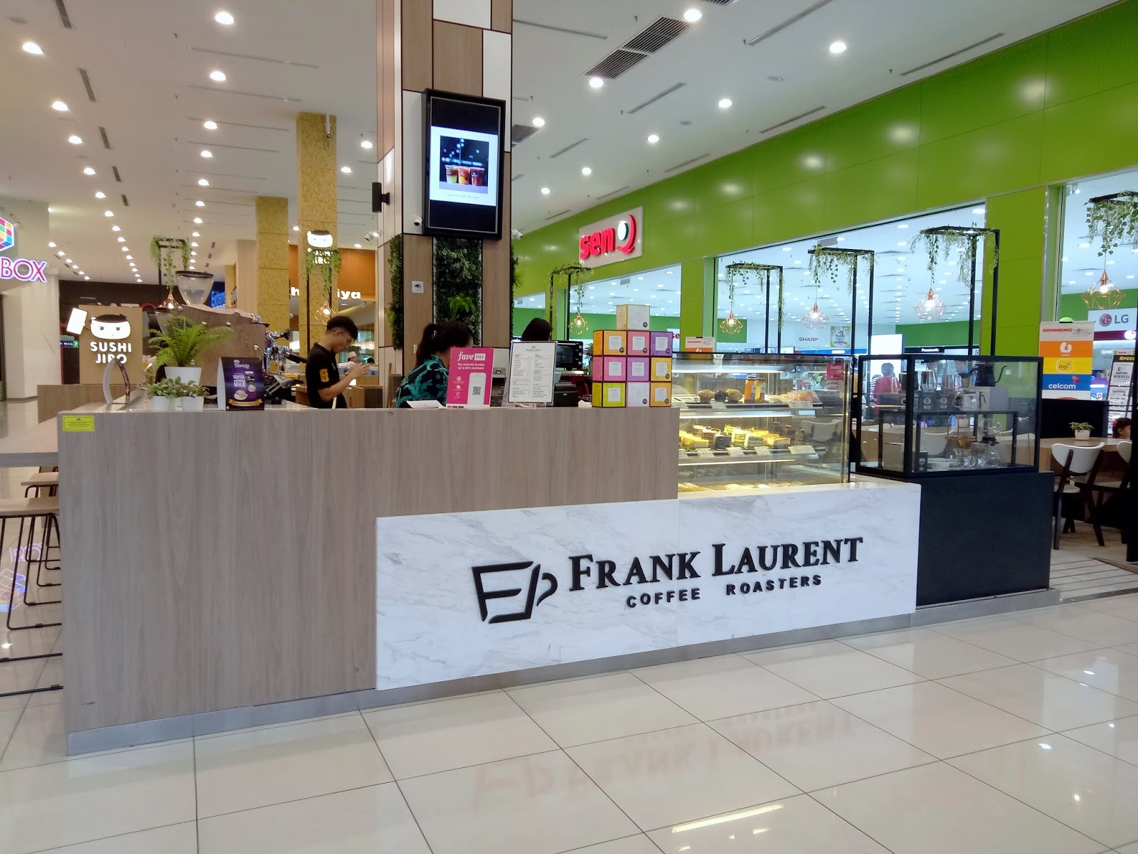 Penang Food For Thought: Frank Laurent