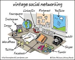 Vintage-social-media-cartoon