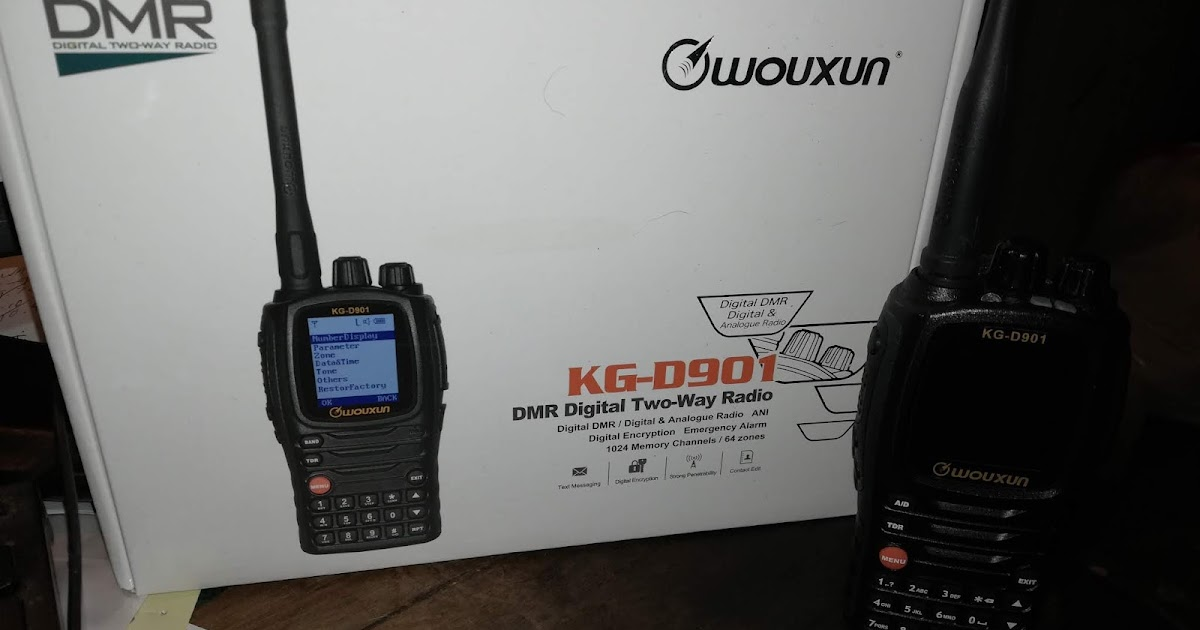 DMR Shack | DMR Blog and Radio Review