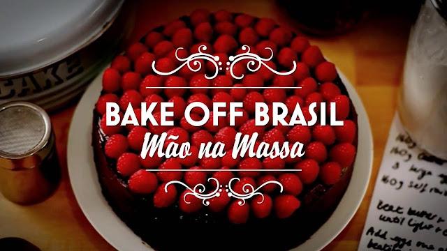 Final Bake Off Brasil - Mão na Massa: Camila, Marcos e Noemy. Quem vai vencer?