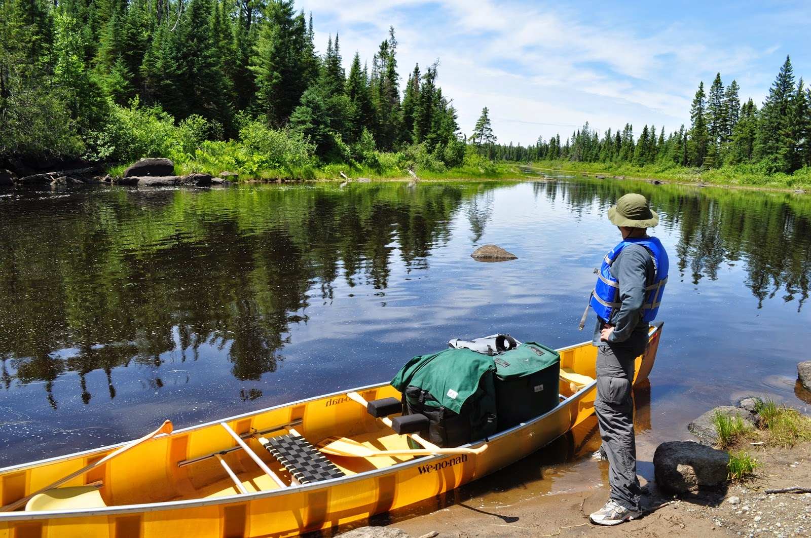 Boundary Waters Blogger: 2014
