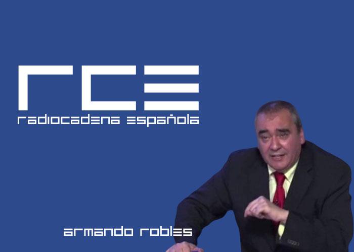 """Armando Robles en AltNews: """"La Fundación F. Franco le hace el juego al PSOE"""""""