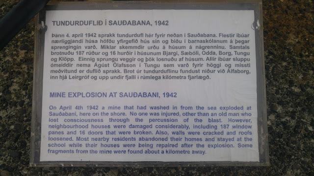 התפוצצות המוקש ב 1942