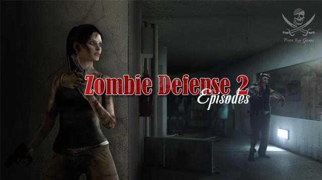 Zombie Defense 2 Episodes Mod Apk OBB
