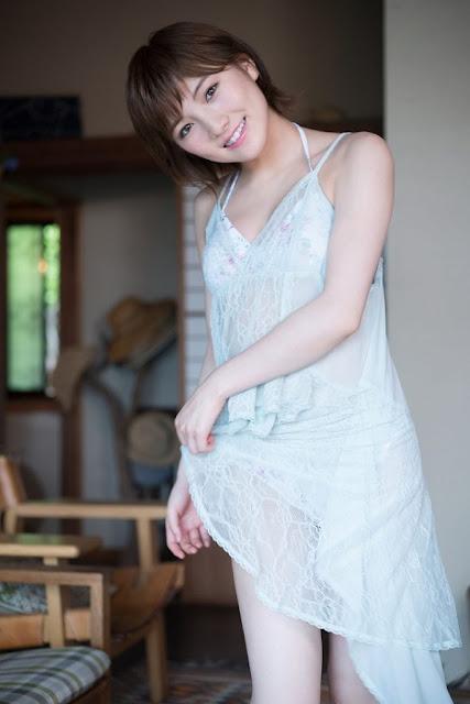 BLT Gravure Okada Nana Naachan STU48 090