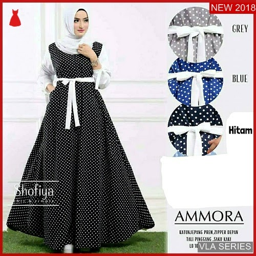 VLA088A220 Model Dress Ammora Terbaru Murah BMGShop