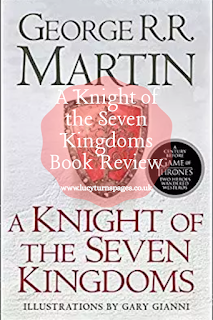 a knight of the seven kingdoms, aegon, audiobook, audiobook review, book review, book reviews, duncan, egg, game of thrones, targaryen,