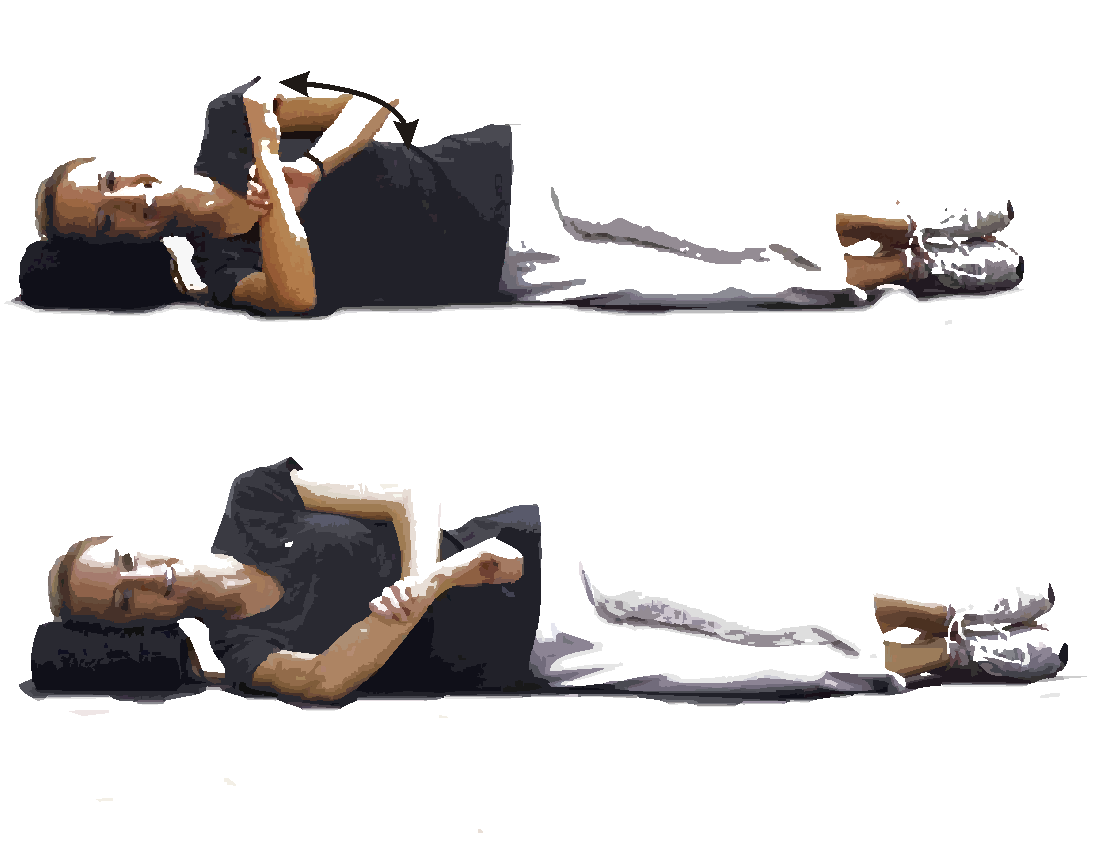 Exercises in shoulder stiffness. | Everything Physiotherapy
