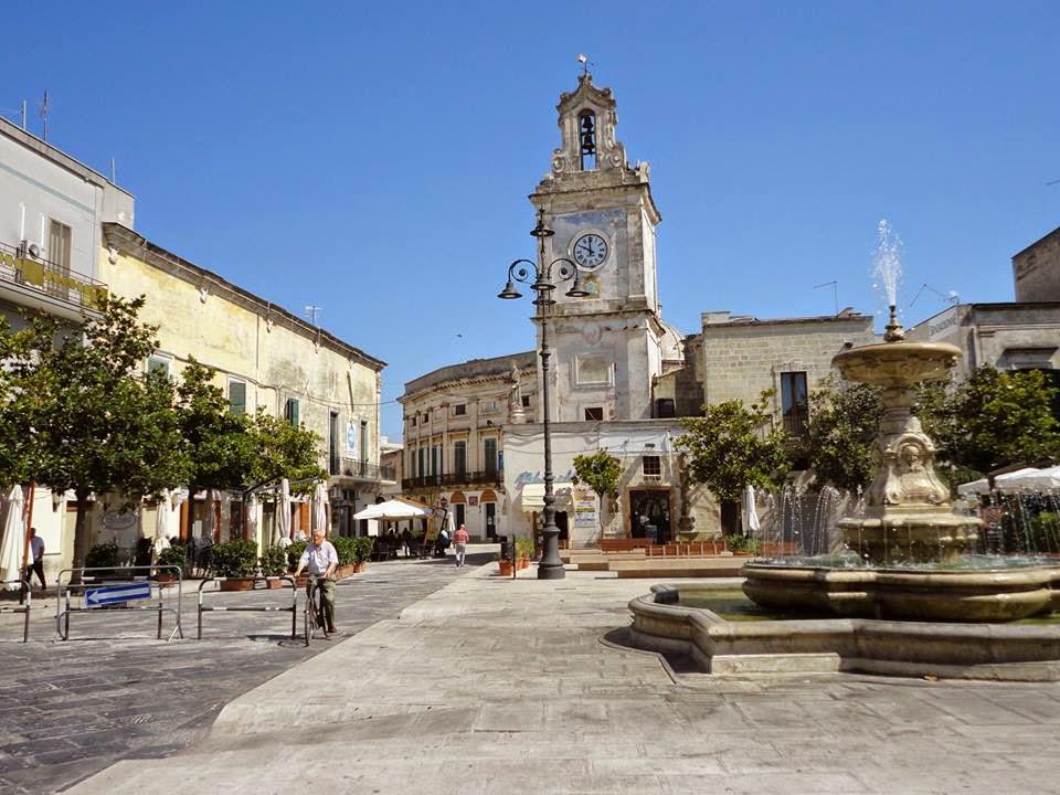 Piazza Umberto I, Francavilla Fontana