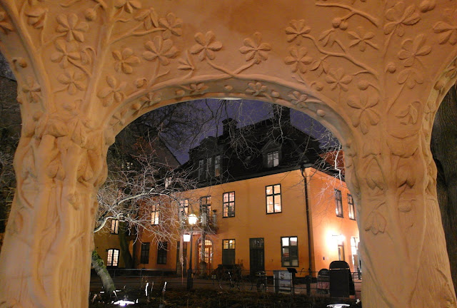 Stockholm, Centralbad