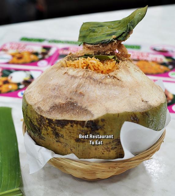 MAHESHA TTDI Baby Coconut Briyani