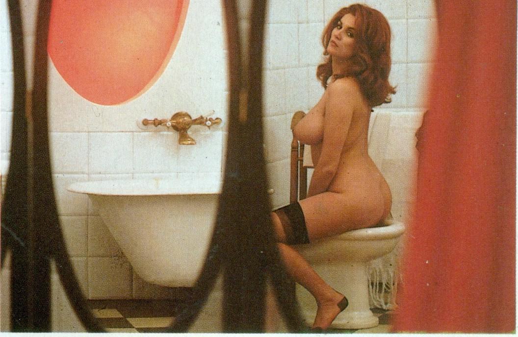 Serena Grandi Nude Near Explicit Full Frontal Nude Topless And Bush