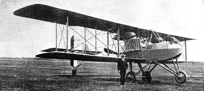 Image result for early pusher aircraft