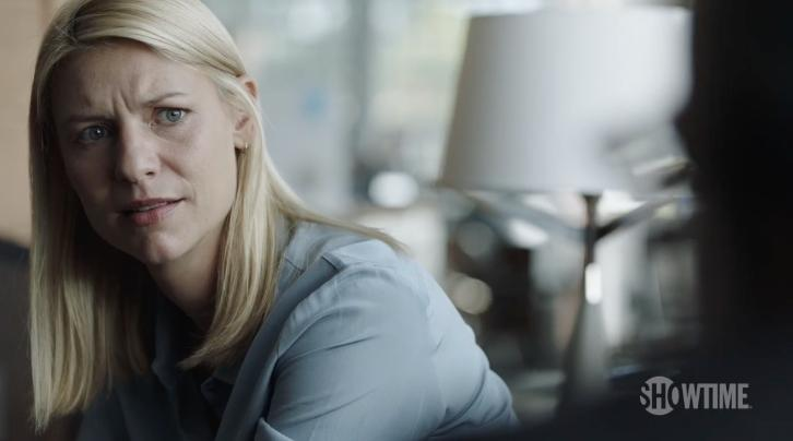 Homeland - Season 6 - Promos, First Look Photos, Cast Promotional Photos, Poster & Featurette