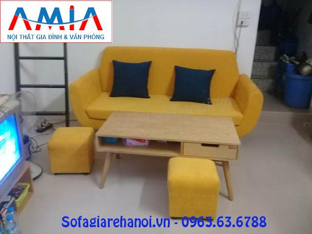 Hình ảnh cho mẫu ghế sofa văng đẹp Hà Nội cho không gian căn phòng khách đẹp hiện đại