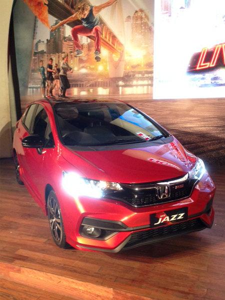 8 Perubahan di New Honda Jazz RS
