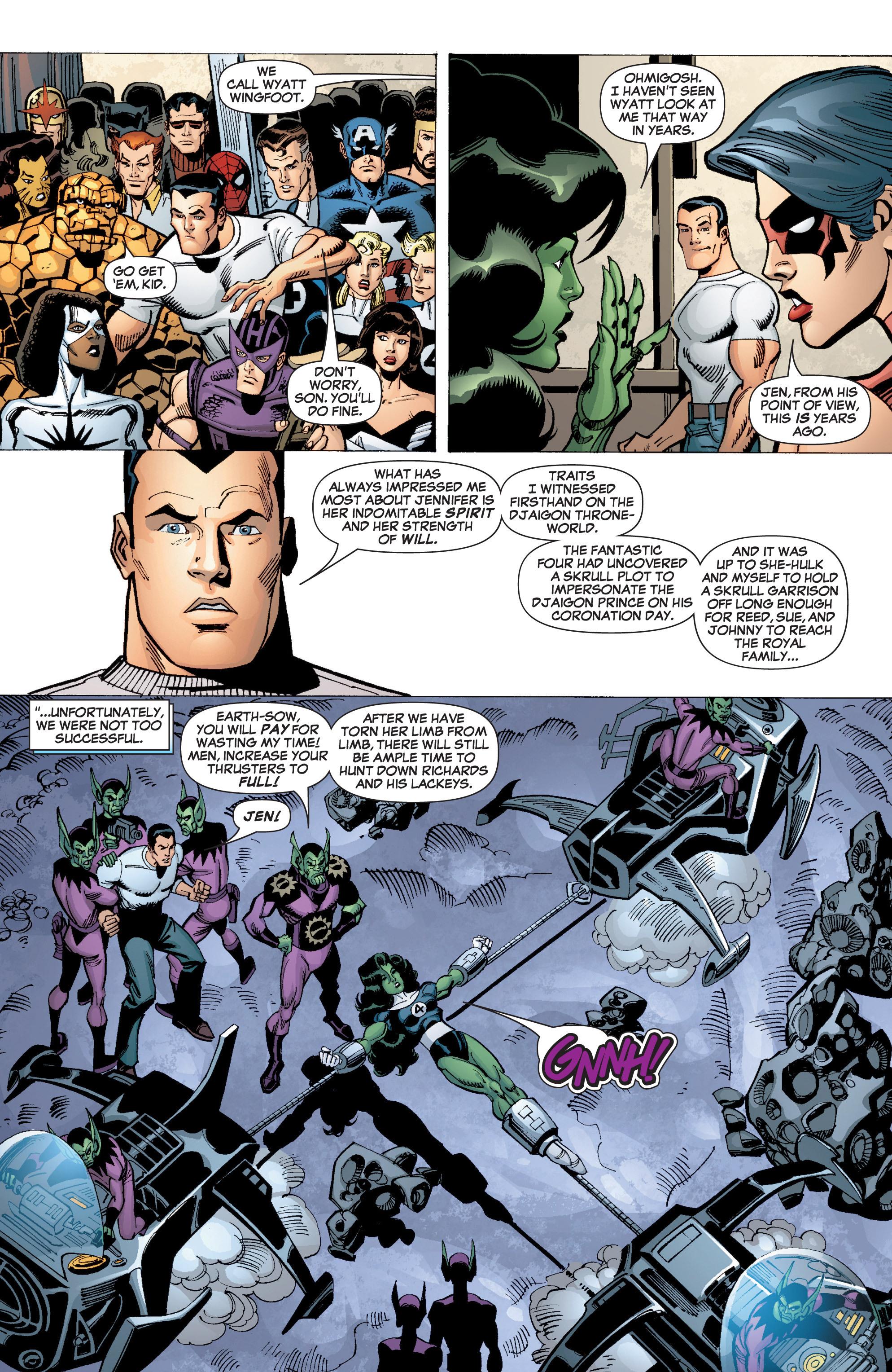 Read online She-Hulk (2005) comic -  Issue #3 - 17