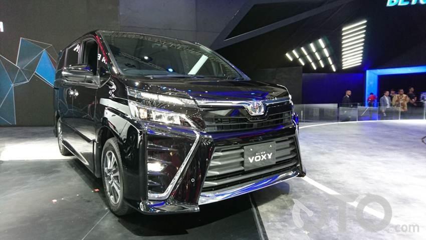 Inilah Spesifikasi Lengkap Mobil All New Toyota Voxy