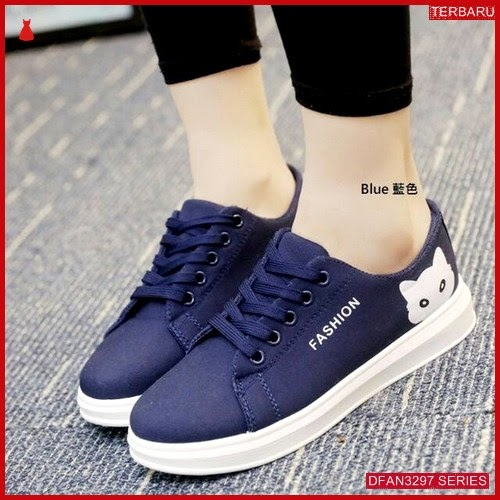 DFAN3297S55 Sepatu Td 20 Poxing Wanita Sepatu Flat BMGShop