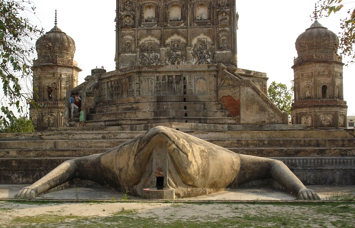 Frog Temple of India.