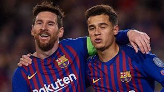Barcelona vs Lyon 5-1 Video Gol Highlights