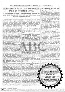 Tratado Naval anglo-alemán