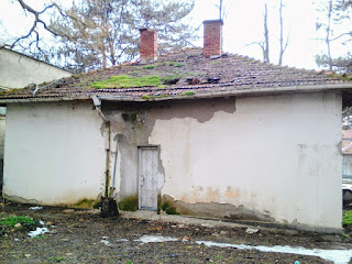 Neglected, Buildings, Yambol, Hospital,