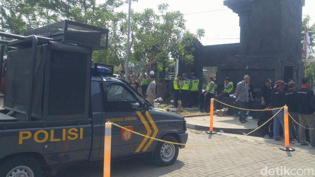 Astaghfirullah... Ribuan Polisi Amankan Ritual Sesat Asyuro Syiah di Semarang