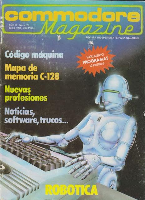 Commodore Magazine #28 (28)