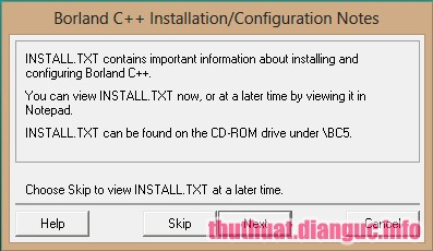 Borland C++ 5.02 Full download