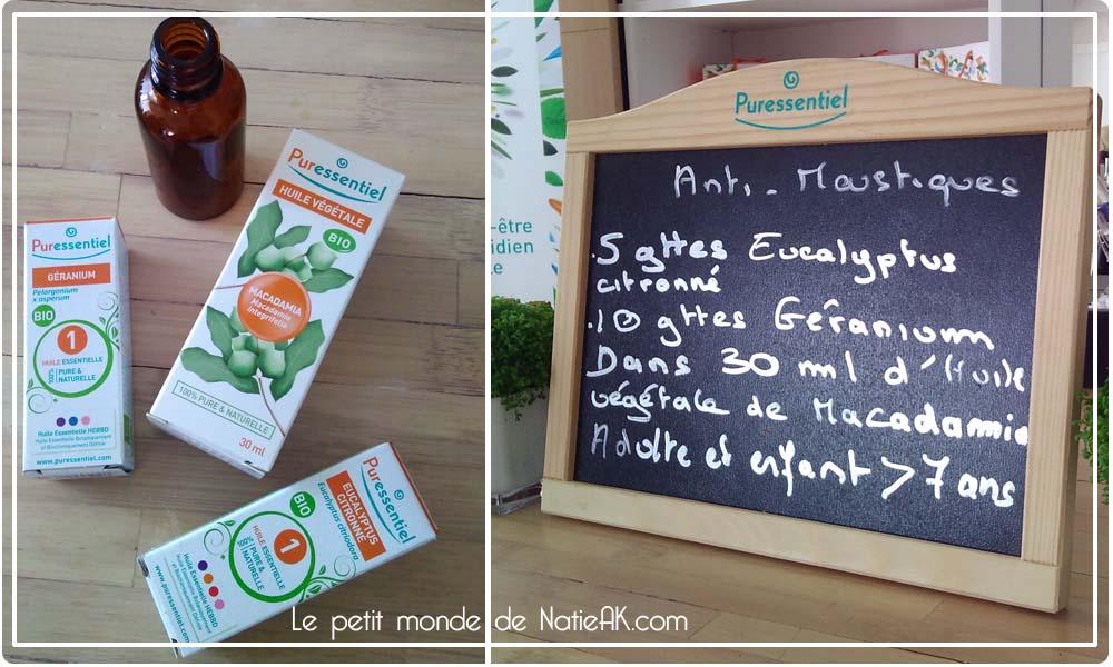 solution anti moustique naturelle