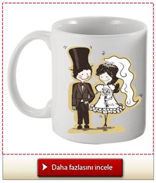 Ömür Boyu Beraberliğe Evet Çay-Kahve Kupası