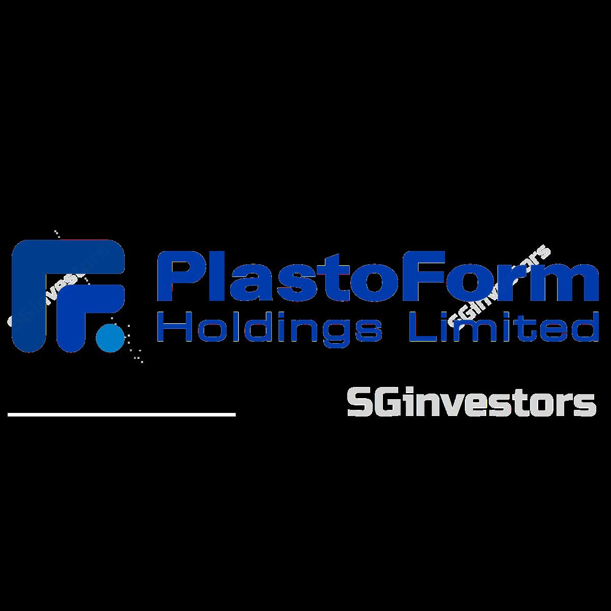 PLASTOFORM HOLDINGS LIMITED (SGX:AYD) @ SGinvestors.io