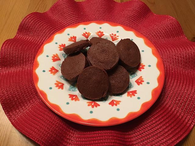 Receta de Galletas de Cocoa